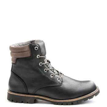 Men's Kodiak Magog Waterproof Boot - Black Lustre