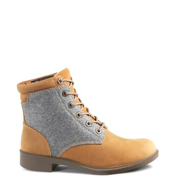 Women's Kodiak Original Fleece Waterproof Boot - Caramel