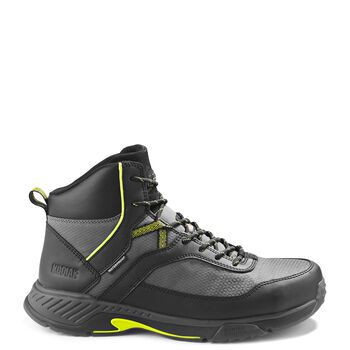 Men's Kodiak MKT1 Composite Toe Hiker Work Boot - Black/Lime