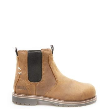 Women's Kodiak Bralorne Chelsea Boot - Brown