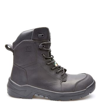 Men's Kodiak Axton Metal Free Composite Toe 8-Inch Work Boot - Black