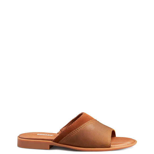 Women's Kodiak Alexi Slip-On Sandal - Wheat