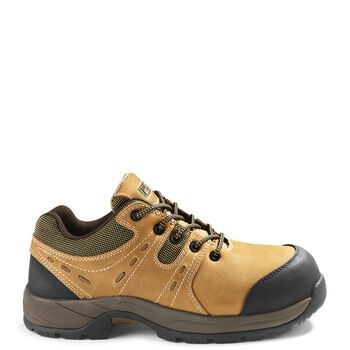 Men's Kodiak Trail Composite Toe Hiker Work Shoe - Brown