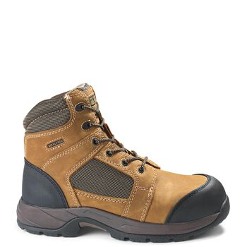Men's Kodiak Trakker Composite Toe Hiker Work Boots - Brown