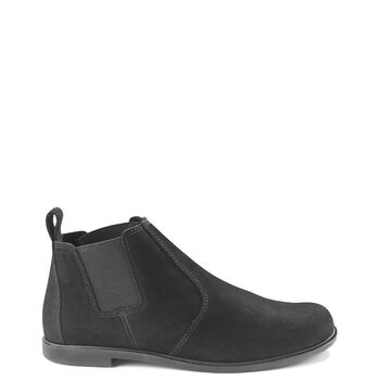 Women's Kodiak Low-Rider Chelsea Boot - Blackout