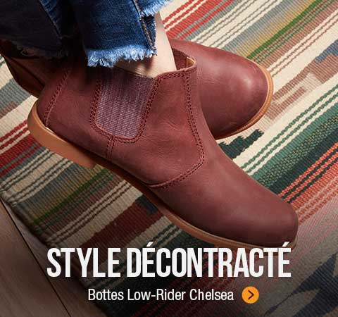 Bottes Low-Rider Chelsea