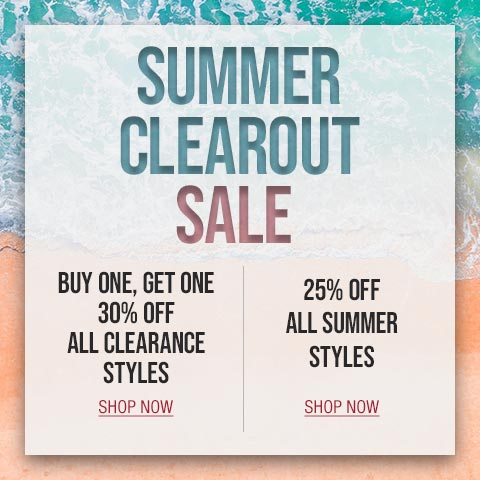 Summer Clearout Sale