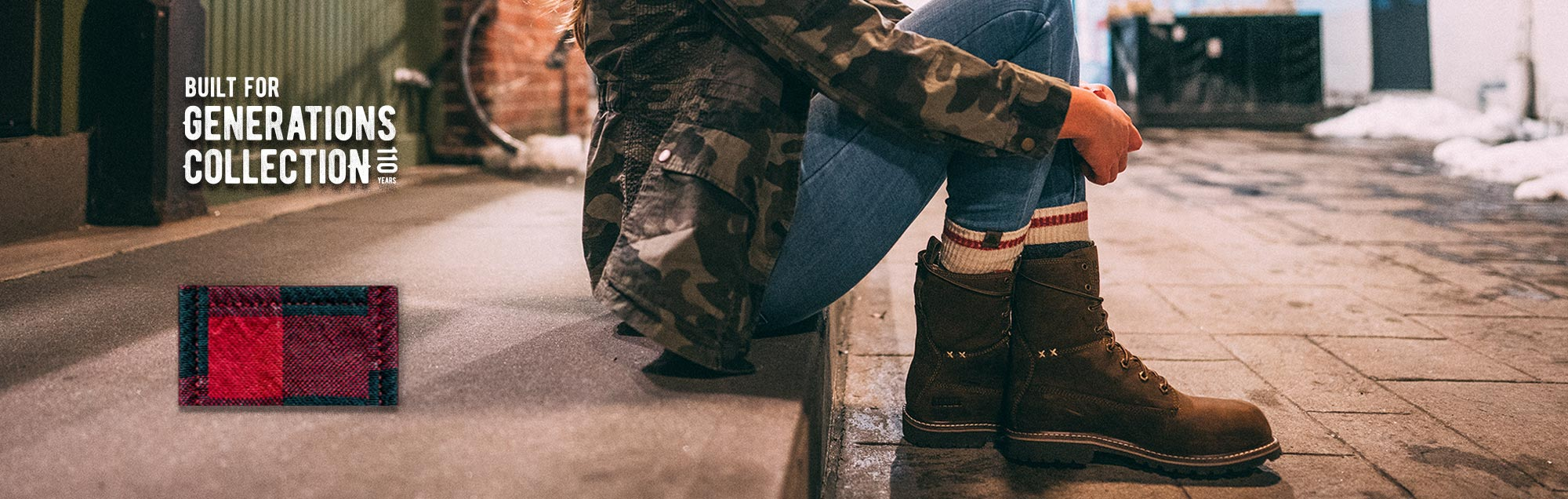Women's Generations Boots for Life and Work