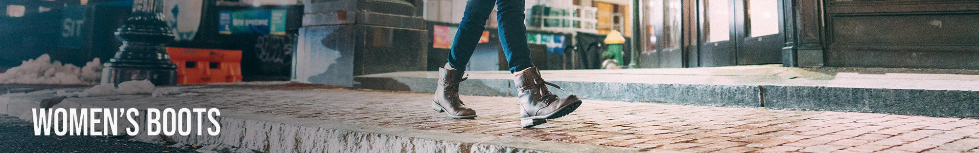 Women's Everyday Boots