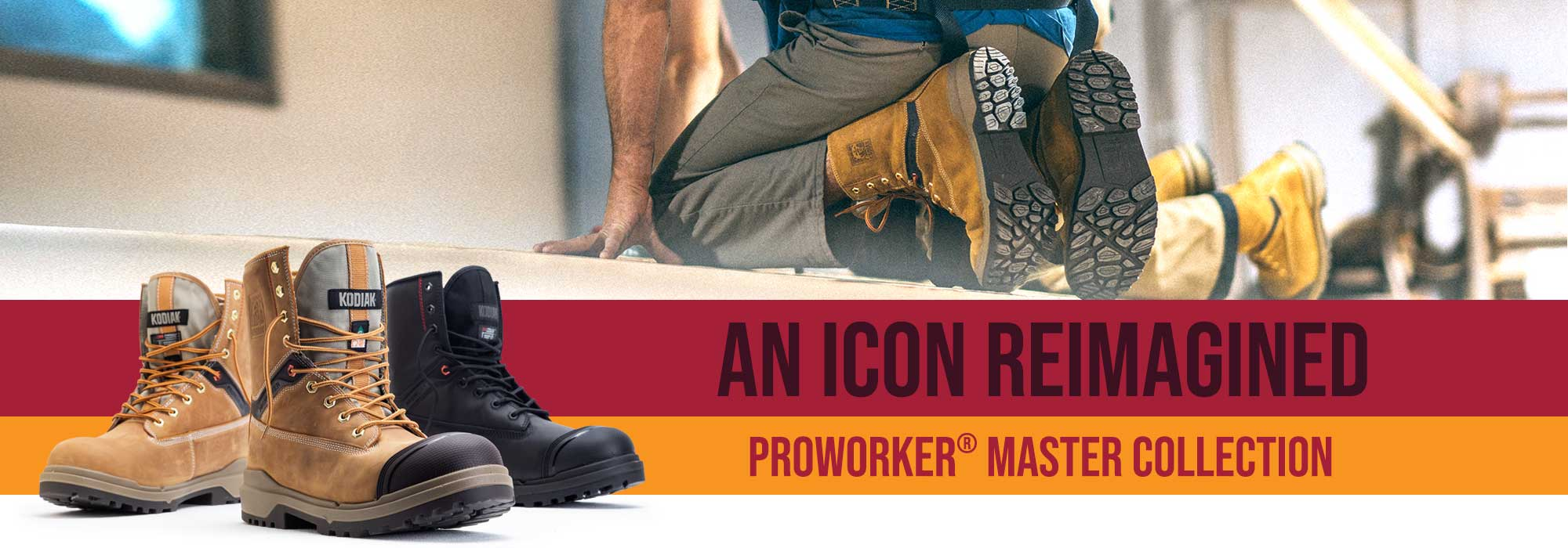 ProWorker Master: An Icon Reimagined